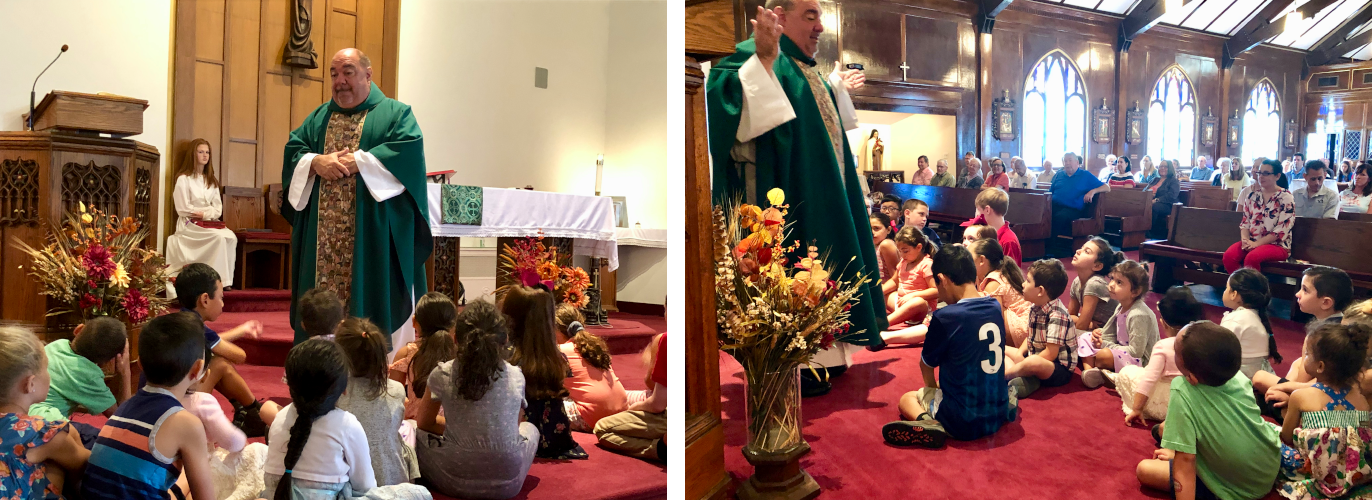 Family Mass Photos (9/22)