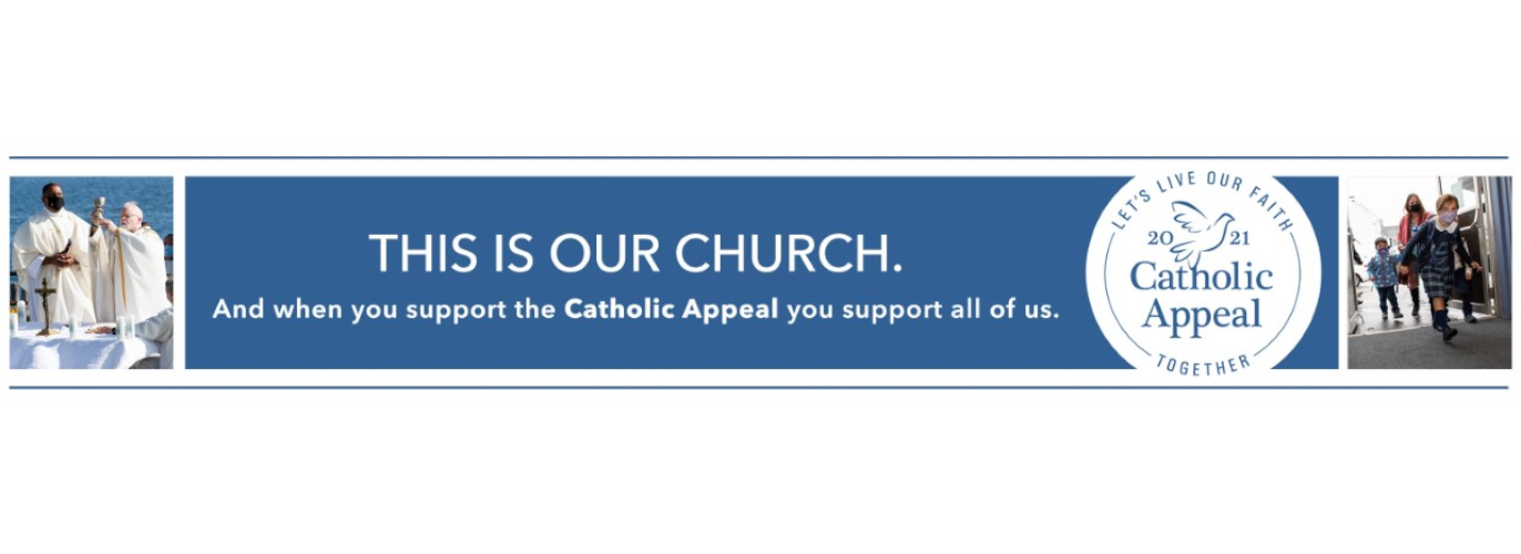 The Catholic Appeal Needs You!